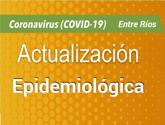 Este domingo se registraron 569 nuevos casos de coronavirus en Entre Ríos