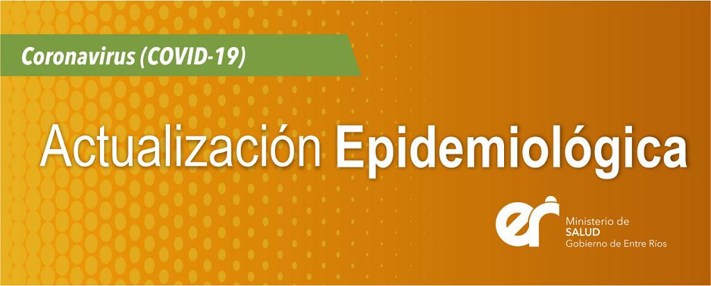 Este viernes se registraron 640 nuevos casos de coronavirus en Entre Ríos.
