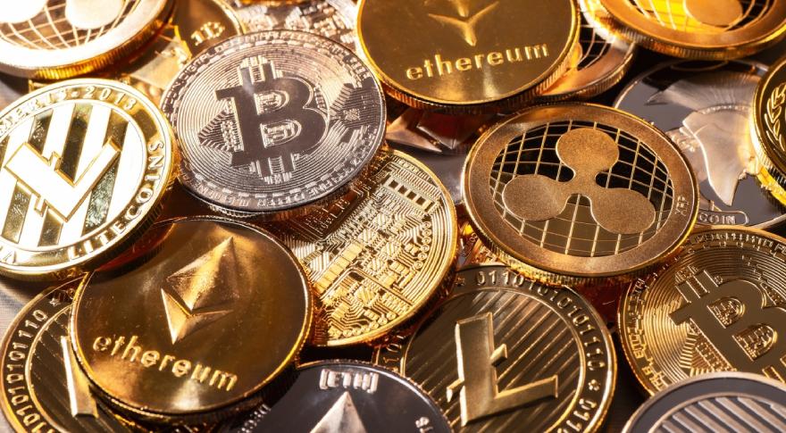 El Bitcoin la criptomoneda más popular.