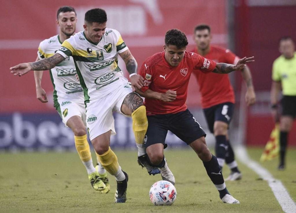 Independiente derrotó a Defensa y Justicia en cancha de Avellaneda