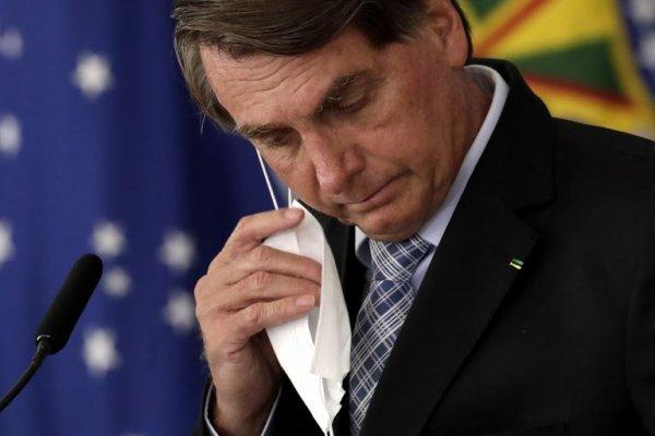 Inician una investigación por el manejo de Bolsonaro sobre la Covid-19