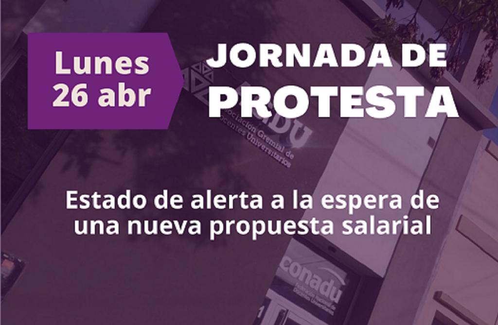 Paraná: Docentes universitarios convocan a una jornada de protesta