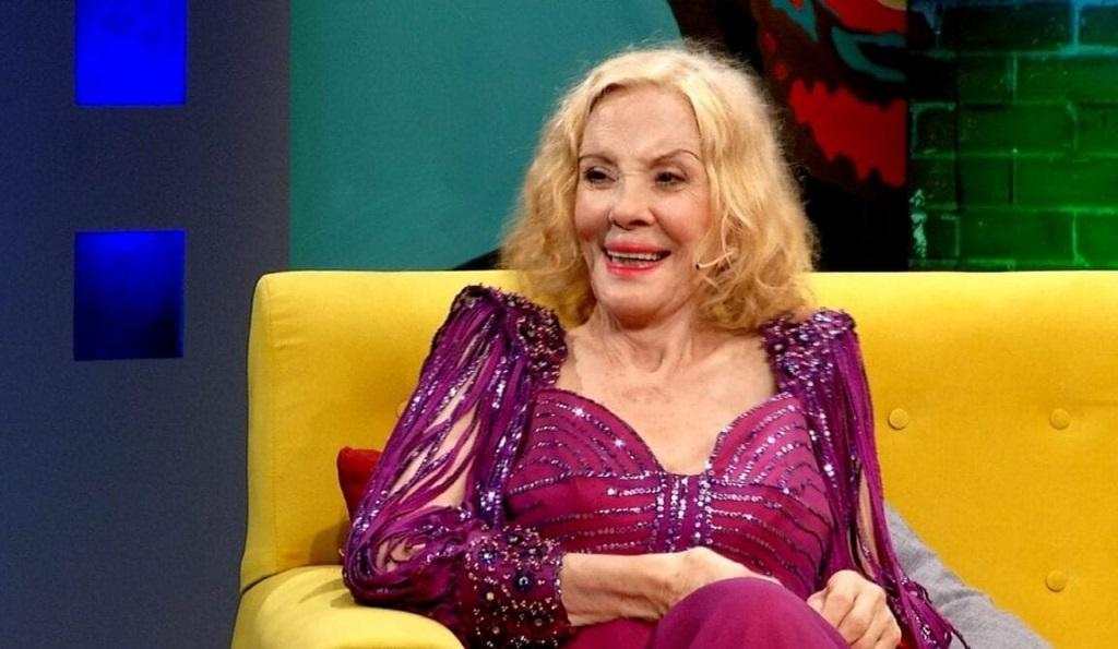 Murió la ex vedette y actriz Libertad Leblanc, un ícono del cine argentino.