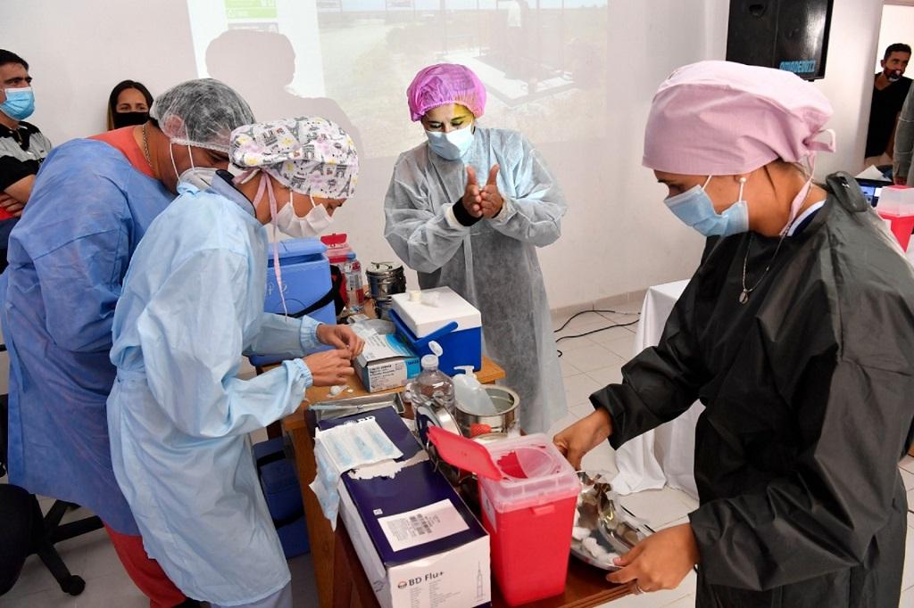 Entre Ríos: Contener la propagación del virus en el decimocuarto mes de pandemia.