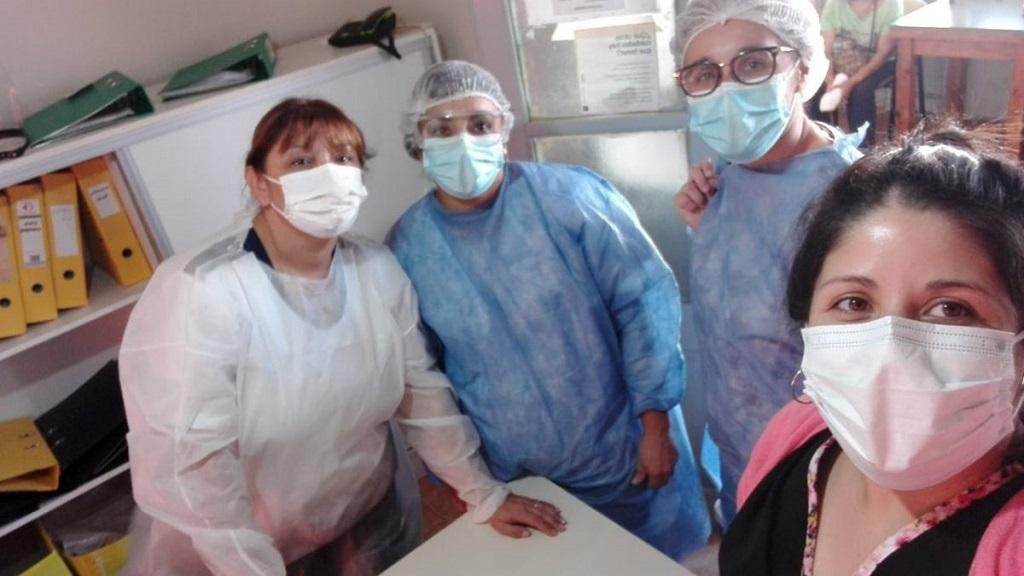 Avanza la vacunación antigripal en las residencias geriátricas de Paraná.