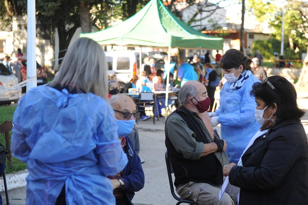 Entre Ríos alcanzó las 200.000 dosis de vacunas aplicadas contra el Covid.