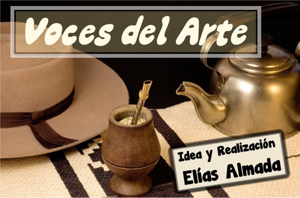 Voces del Arte - Un espacio del escritor Elías Almada